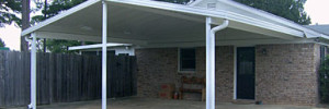 Carports by Airflow Exteriors Columbus GA