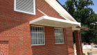 Commercial Awnings Canopies Columbus GA Phenix City AL Airflow E